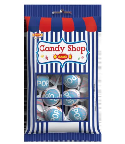 Cherry Pop Cotton Candy -