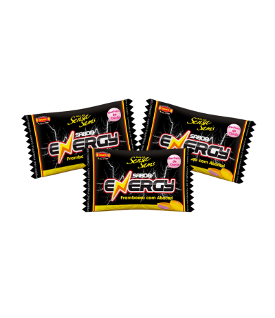 Sensa Sam's Energy Candy -