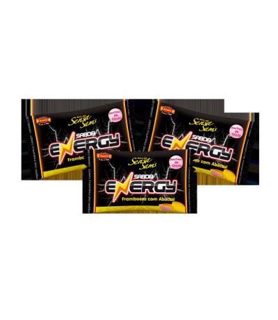 Sensa Sam's Energy Candy -