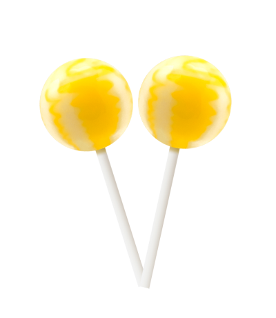 Pirulito Original Gourmet Lollipop (31g) – Banana Split -