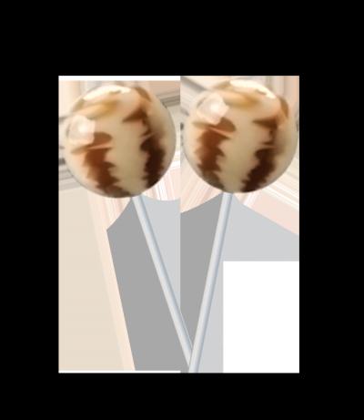 Original Gourmet Lollipop (31g) – Hot Fudge Sundae -