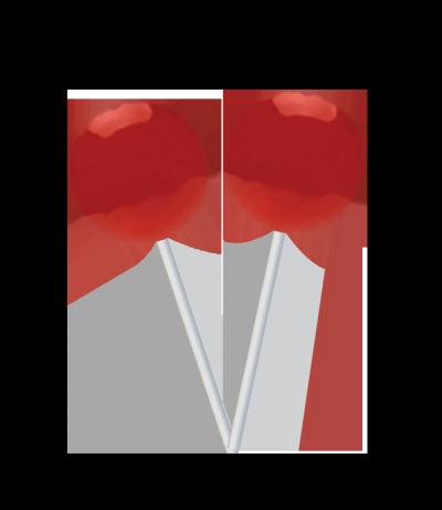 Original Gourmet Lollipop (31g) – Wild Cherry -