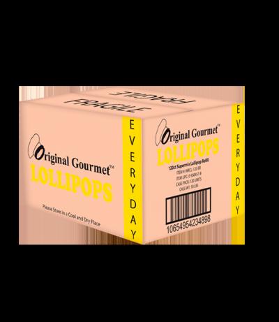 Refil Original Gourmet Lollipops (31g) -