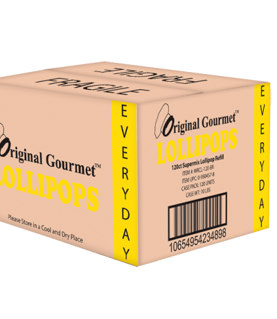Original Gourmet Lollipops (31g) Refill -