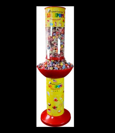 Kit Original Gourmet Lollipops (31g) – Display de Chão -