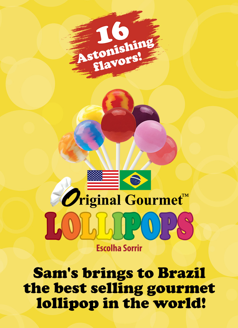 Original Gourmet Lollipop